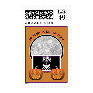 Halloween - Just a Lil Spooky Stamps