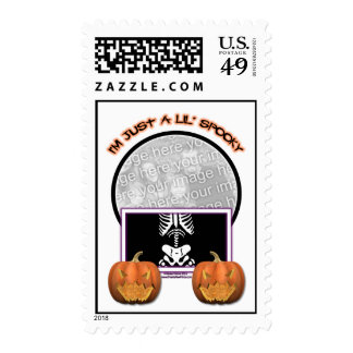 Halloween - Just a Lil Spooky Postage