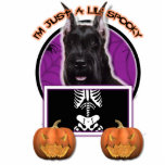 Halloween - Just a Lil Spooky - Schnauzer Photo Cutouts