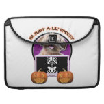 Halloween - Just a Lil Spooky - ShihPoo - Maggie Sleeves For MacBooks
