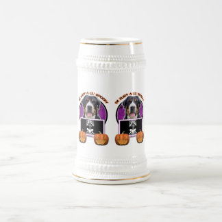 Halloween - Just a Lil Spooky - Swissie 18 Oz Beer Stein