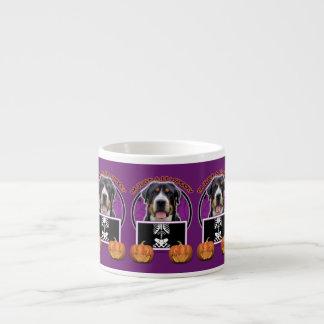 Halloween - Just a Lil Spooky - Swissie 6 Oz Ceramic Espresso Cup