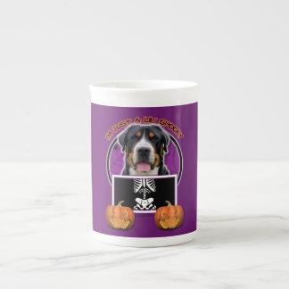 Halloween - Just a Lil Spooky - Swissie Tea Cup