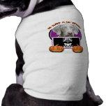 Halloween - Just a Lil Spooky - Weimaraner Dog Clothes