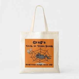 Halloween Keep Your Hands Off of My Stash Tote