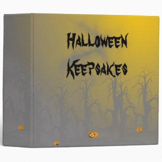 Halloween Keepsakes Avery Binder