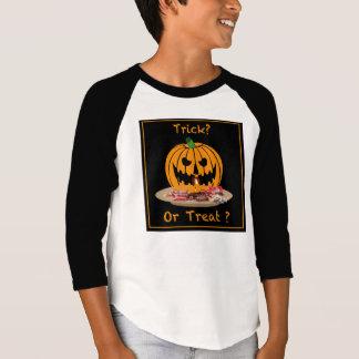 Halloween Kids' 3/4 Sleeve Raglan T-Shirt