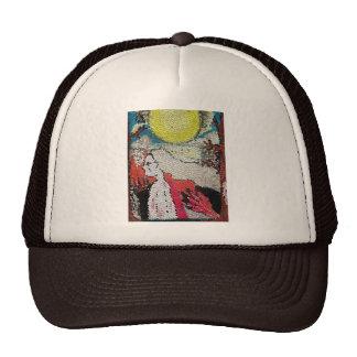 Halloween Kids Abstract Arts Hat