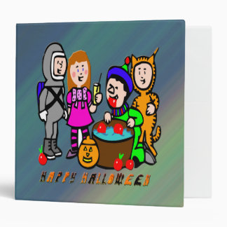 Halloween Kids Binder