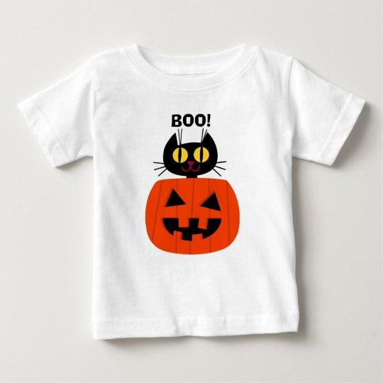Halloween Kitty Baby T-Shirt