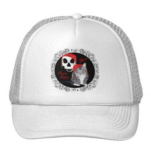 Halloween Kitty Cats Hats