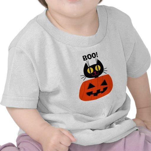 Halloween Kitty Shirts