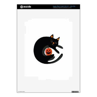 Halloween Kitty iPad 3 Decals