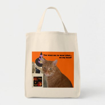 Halloween Themed Halloween Kitty - Wear What Tote Bag