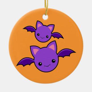 Halloween Koumori Ornaments