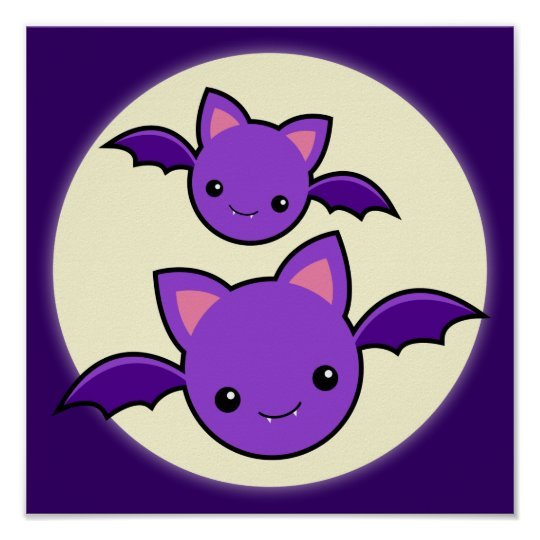 Halloween Koumori Poster