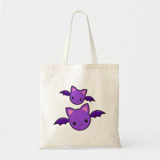 Halloween Koumori Tote Bag