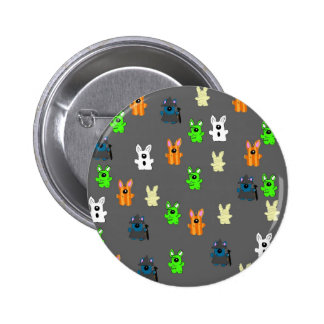 Halloween Kritters Pin