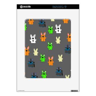 Halloween Kritters Skins Para iPad