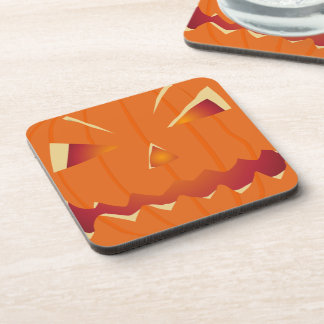 Halloween Kürbis Coasters