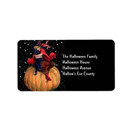 Halloween: La frontera final Etiquetas De Dirección