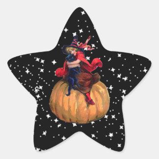 Halloween: La frontera final Pegatina En Forma De Estrella