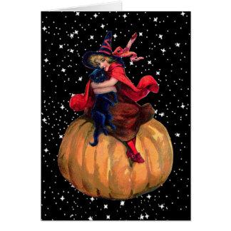 Halloween: La frontera final Tarjeta De Felicitación