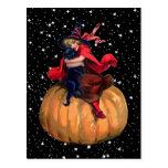 Halloween: La frontera final Tarjeta Postal