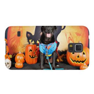 Halloween - Labrador - máximos Carcasas Para Galaxy S5