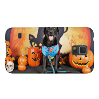Halloween - Labrador - máximos Funda Para Galaxy S5