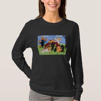 Halloween Labradors! T-Shirt