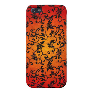 Halloween Lace  Cover For iPhone SE/5/5s