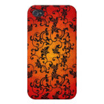 Halloween Lace  iPhone 4/4S Covers