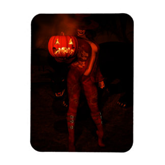Halloween Large Magnet