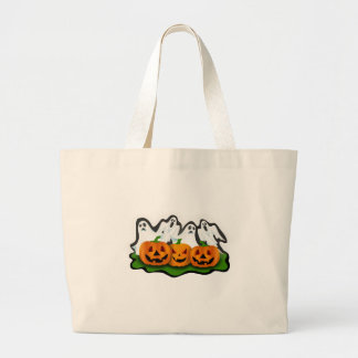 Halloween Large Tote Bag