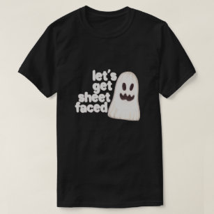 1258631d Ghost Face Halloween T-Shirts - T-Shirt Design & Printing   Zazzle