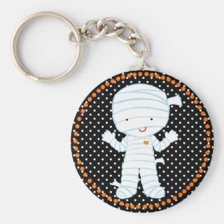 Halloween Little Mummy Key Chains