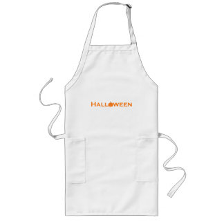 Halloween Long Apron