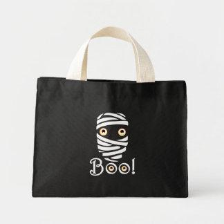 Halloween Loot Bag Tote Bag Halloween Mummy Bag