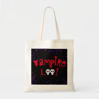 Halloween Loot Bag - Vampire Loot -