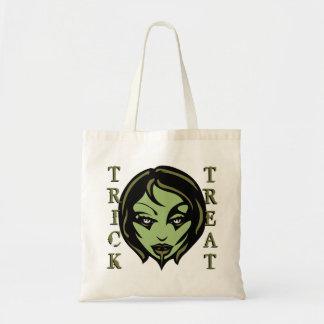 Halloween Loot Bag Zombie Tote Bag Customizable
