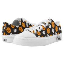 Halloween Low-Top Sneakers