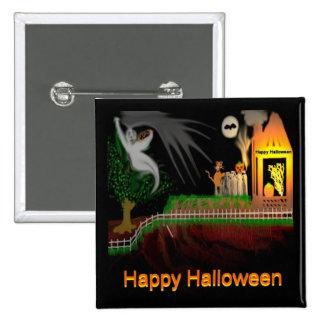 Halloween mag3 pins