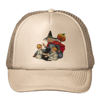 Halloween Magic Trucker Hat