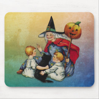 Halloween Magic Mouse Pad