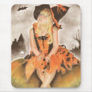 Halloween Magic Mousepad