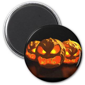 Halloween Refrigerator Magnets