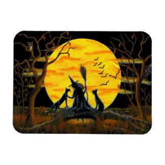 """Halloween magnet """"Patience,Halloween Nears"""""""