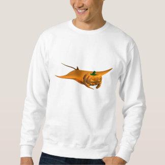 Halloween Manta Ray Sweatshirt