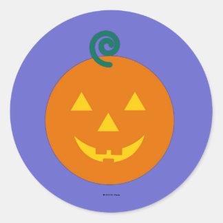 Halloween Martzkin Stickers © 2012 M. Martz